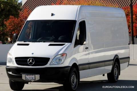 2013 Mercedes-Benz Sprinter Cargo for sale at Euro Auto Sales in Santa Clara CA