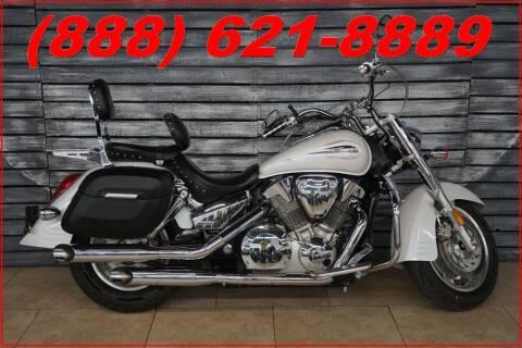 2008 Honda VTX1300R8 for sale at AZautorv.com in Mesa AZ