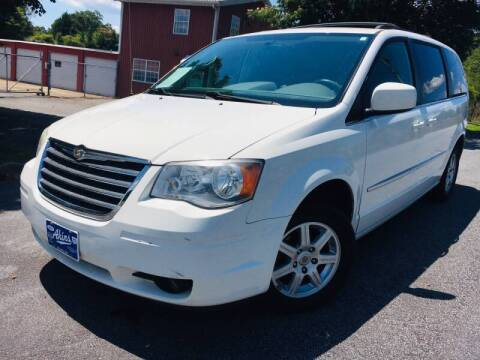2010 Chrysler Town and Country for sale at Atlanta United Motors in Buford GA