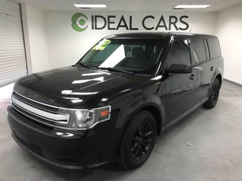 2015 Ford Flex for sale at Ideal Cars in Mesa AZ