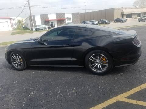 2015 Ford Mustang for sale at Vision Motorsports in Tulsa OK