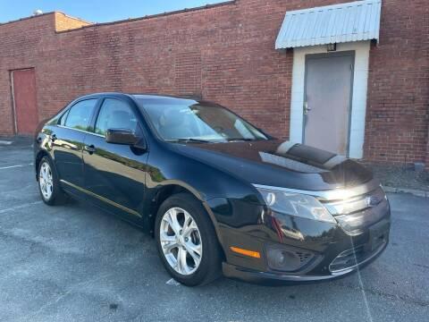 2012 Ford Fusion for sale at Pristine AutoPlex in Burlington NC
