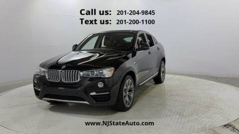 2015 BMW X4 for sale at NJ State Auto Used Cars in Jersey City NJ