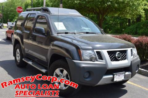 2012 Nissan Xterra for sale at Ramsey Corp. in West Milford NJ