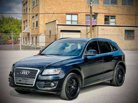 2011 Audi Q5 for sale at ARCH AUTO SALES in Saint Louis MO