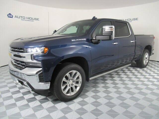 2021 Chevrolet Silverado 1500 for sale at AUTO HOUSE TEMPE in Tempe AZ