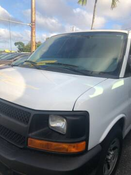 2014 Chevrolet Express Cargo for sale at H.A. Twins Corp in Miami FL
