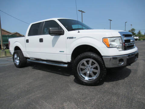 2014 Ford F-150 for sale at TAPP MOTORS INC in Owensboro KY