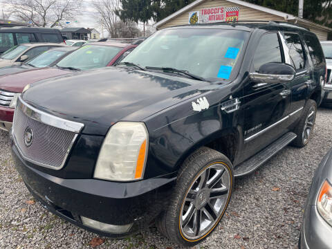 2008 Cadillac Escalade for sale at Trocci's Auto Sales in West Pittsburg PA