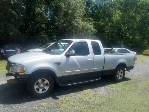 2000 Ford F-150 for sale at Easy Auto Sales LLC in Charlotte NC