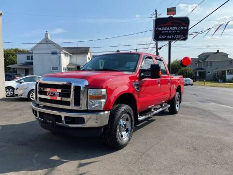 2008 Ford F-350 Super Duty for sale at Passariello's Auto Sales LLC in Old Forge PA