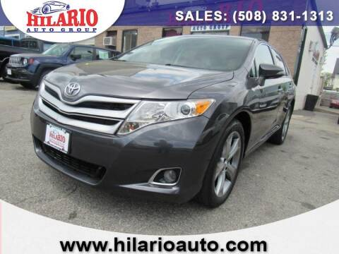 2014 Toyota Venza for sale at Hilario's Auto Sales in Worcester MA