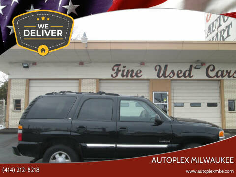 2005 GMC Yukon for sale at Autoplex 3 in Milwaukee WI