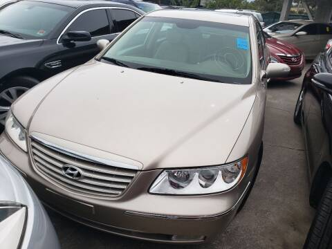 2008 Hyundai Azera for sale at Track One Auto Sales in Orlando FL