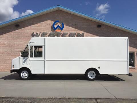 2005 Workhorse P42 Step Van for sale at Western Specialty Vehicle Sales in Braidwood IL