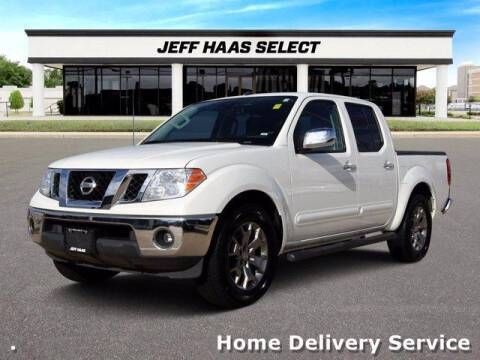 2019 Nissan Frontier for sale at JEFF HAAS MAZDA in Houston TX