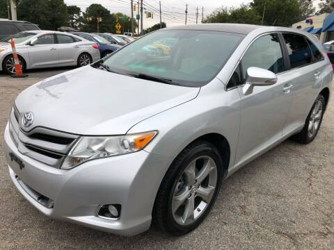 2013 Toyota Venza for sale at Capital Motors in Raleigh NC