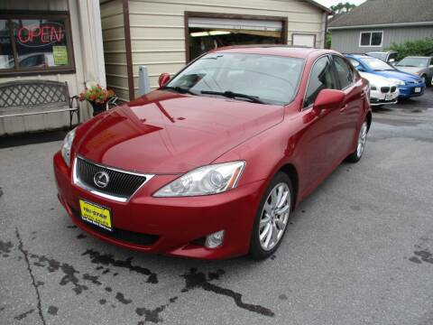 2007 Lexus IS 250 for sale at TRI-STAR AUTO SALES in Kingston NY