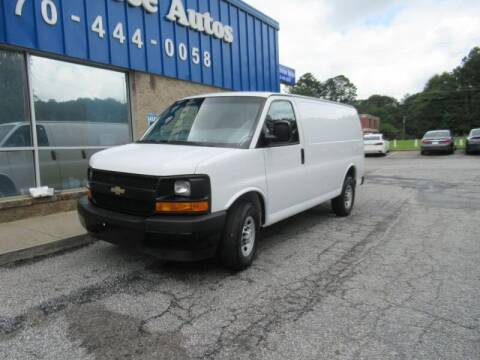 2017 Chevrolet Express Cargo for sale at Southern Auto Solutions - 1st Choice Autos in Marietta GA