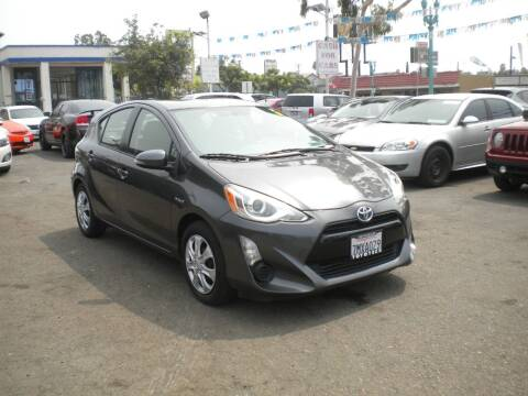 2015 Toyota Prius c for sale at AUTO SELLERS INC in San Diego CA