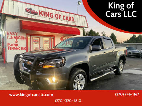 2015 Chevrolet Colorado for sale at King of Cars LLC in Bowling Green KY