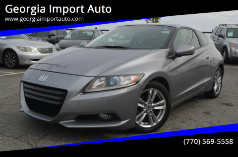 2011 Honda CR-Z for sale at Georgia Import Auto in Alpharetta GA