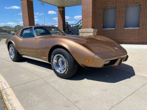 1975 Chevrolet Corvette for sale at Klemme Klassic Kars in Davenport IA