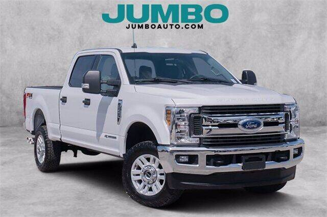 2019 Ford F-250 Super Duty for sale at Jumbo Auto & Truck Plaza in Hollywood FL