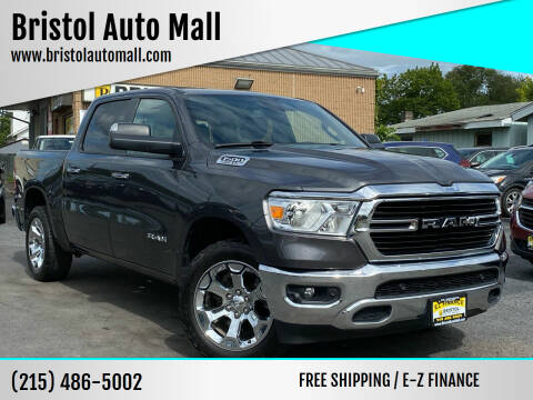 2019 RAM Ram Pickup 1500 for sale at Bristol Auto Mall in Levittown PA