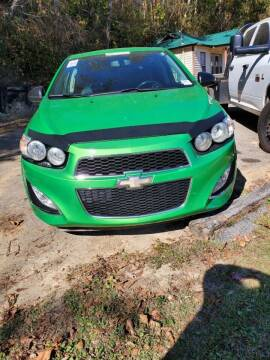 2015 Chevrolet Sonic for sale at Mc Calls Auto Sales in Brewton AL