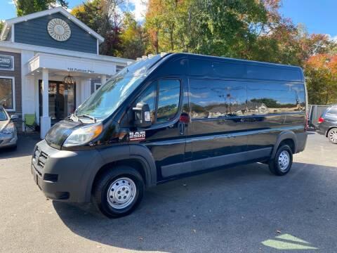 2017 RAM ProMaster Cargo for sale at Ocean State Auto Sales in Johnston RI
