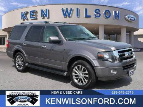 2014 Ford Expedition for sale at Ken Wilson Ford in Canton NC