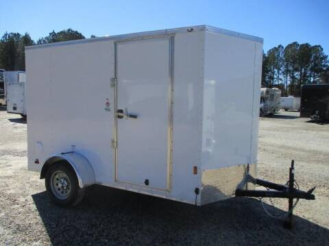 2022 Continental Cargo Sunshine 6x10 Vnose for sale at Vehicle Network - HGR'S Truck and Trailer in Hope Mill NC