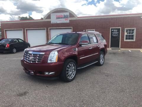 2008 Cadillac Escalade for sale at Family Auto Finance OKC LLC in Oklahoma City OK