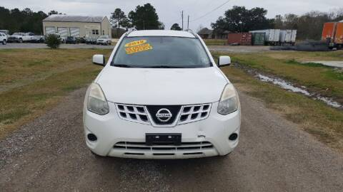2012 Nissan Rogue for sale at Auto Guarantee, LLC in Eunice LA