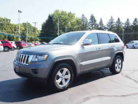 2011 Jeep Grand Cherokee for sale at Patriot Motors in Cortland OH