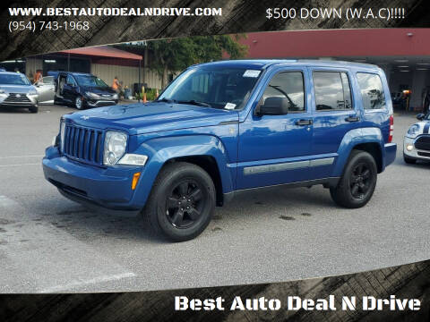 2010 Jeep Liberty for sale at Best Auto Deal N Drive in Hollywood FL