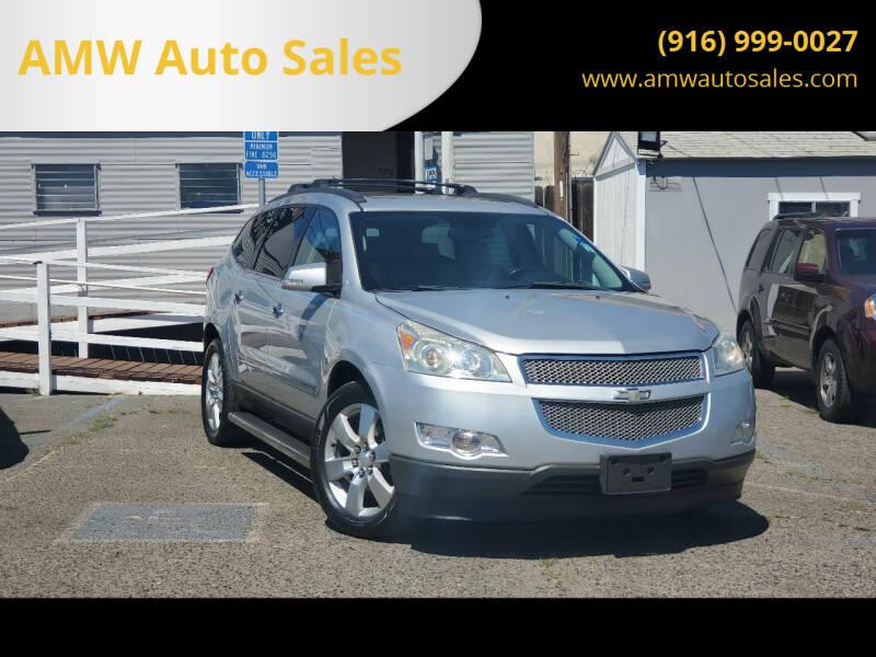 2009 Chevrolet Traverse for sale at AMW Auto Sales in Sacramento CA