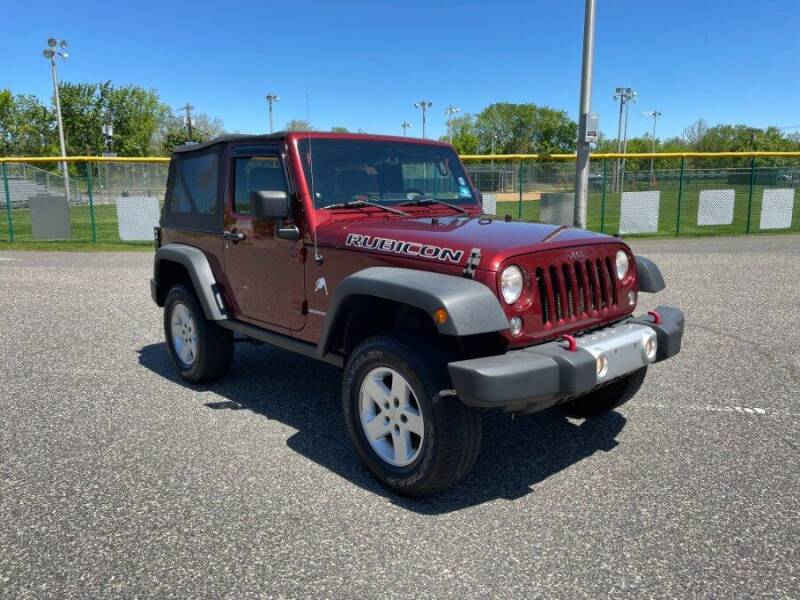 2010 Jeep Wrangler for sale at Cars With Deals in Lyndhurst NJ