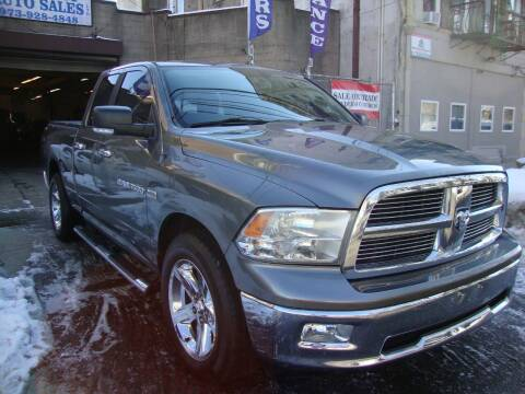 2012 RAM Ram Pickup 1500 for sale at Discount Auto Sales in Passaic NJ