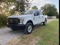 2018 Ford F-250 Super Duty for sale at CAVENDER MOTORS in Van Alstyne TX