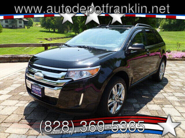 2013 Ford Edge for sale at Auto Depot in Franklin NC