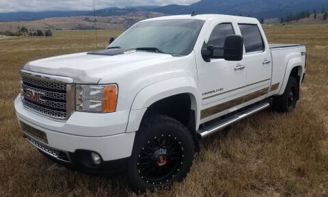 2011 GMC Sierra 2500HD for sale at J.K. Thomas Motor Cars in Spokane Valley WA
