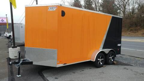 2019 Bravo 7x14 for sale at Smart Choice 61 Trailers in Shoemakersville PA