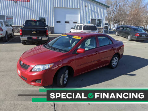 2009 Toyota Corolla for sale at AmericAuto in Des Moines IA