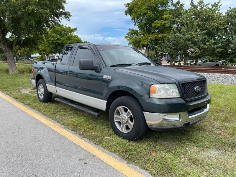2005 Ford F-150 for sale at WRD Auto Sales in Hollywood FL