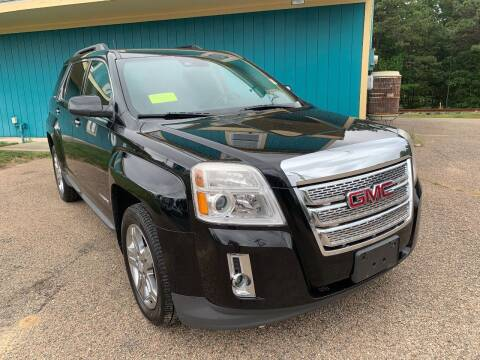 2013 GMC Terrain for sale at Mutual Motors in Hyannis MA