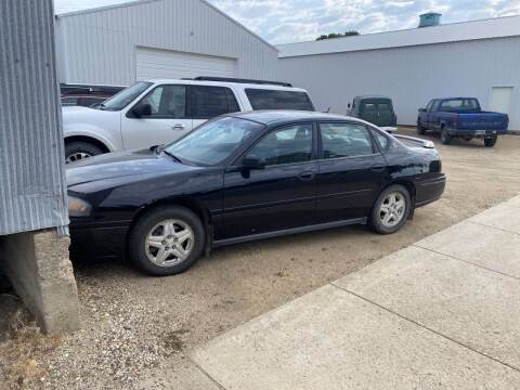 2005 Chevrolet Impala for sale at B & B Auto Sales in Brookings SD