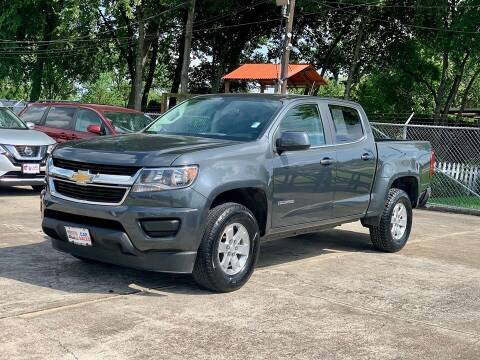 2017 Chevrolet Colorado for sale at USA Car Sales in Houston TX