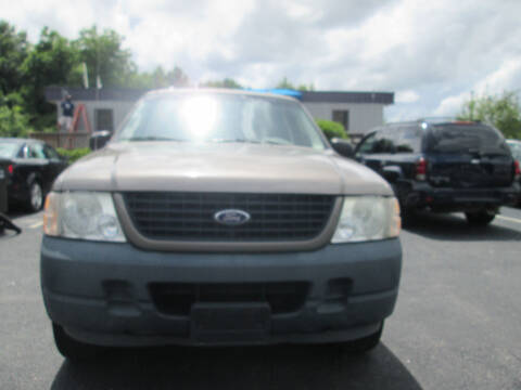 2005 Ford Explorer for sale at Olde Mill Motors in Angier NC
